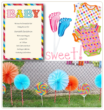 Confectionery celebration invitation consultants blog wedding babies are like candy so sweet colorful and sometimes sticky i love the idea of a candy themed baby shower the mommy to be should be surrounded by her filmwisefo