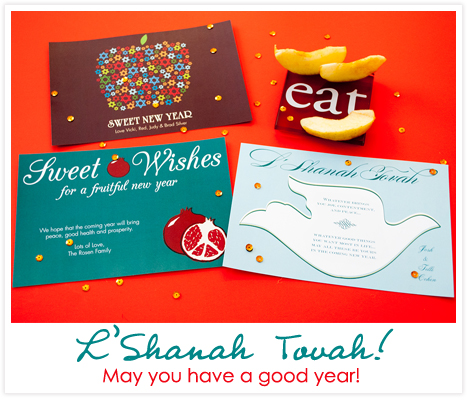 Make sure to check out our Jewish New Year cards and send your loved ones a