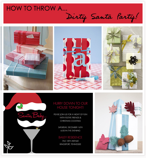 Dirty Santa Party copy