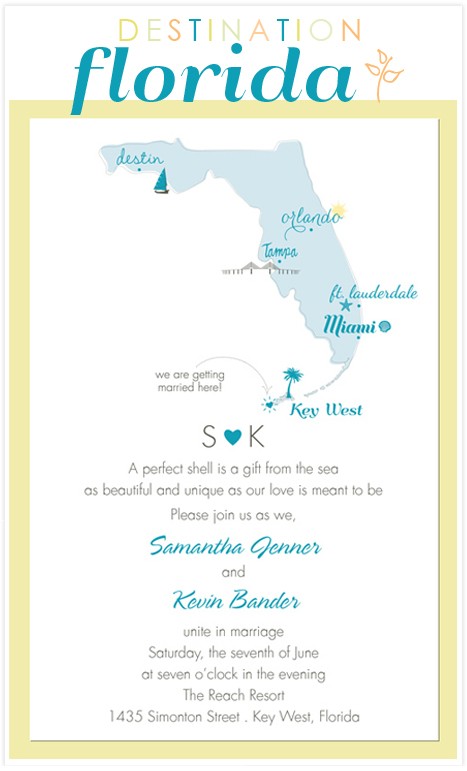Destination Florida Wedding