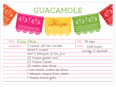An Easy Peasy Guacamole Recipe For Your Fiesta