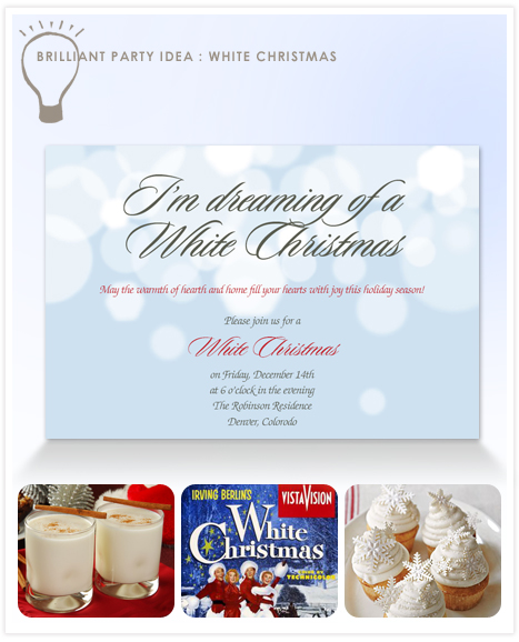 Holiday Party Themes - Invitation Consultants Blog - Wedding and Party  Inspiration