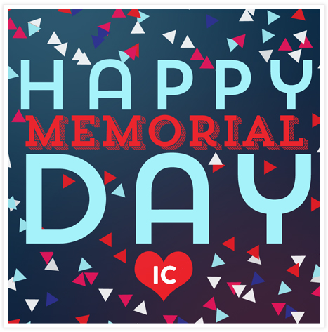 Happy Memorial Day Blog