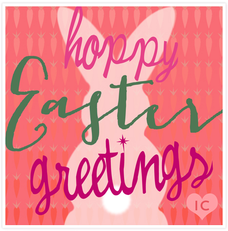 Happy Easter from Invitation Consultants