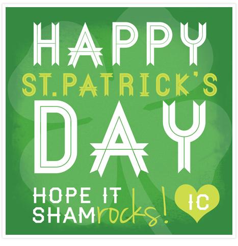 Saint Patricks Day 2013
