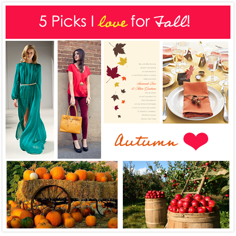 5 fall picks copy