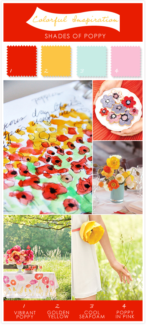 ColorfulInspiration -  poppy