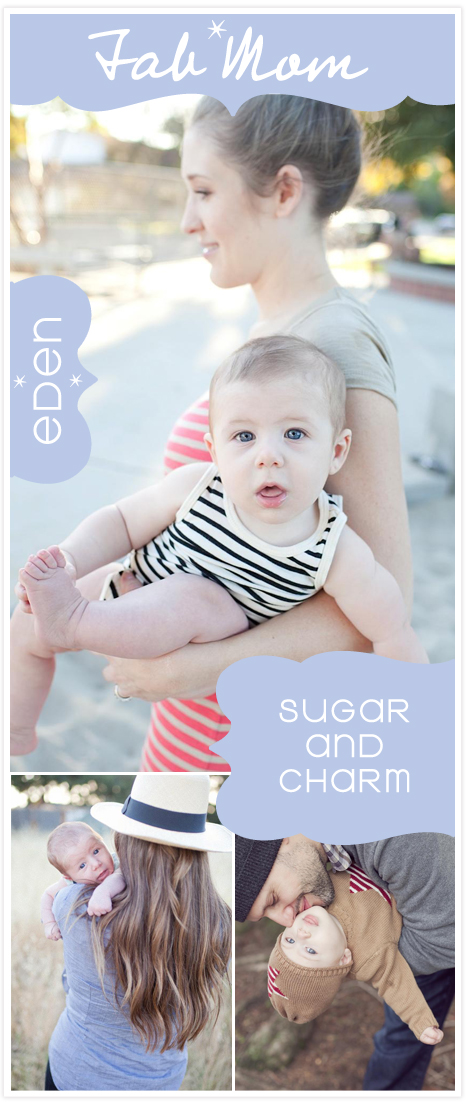 FabMom Eden Passante of Sugar & Charm