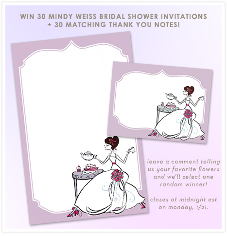 MindyWeiss Giveaway