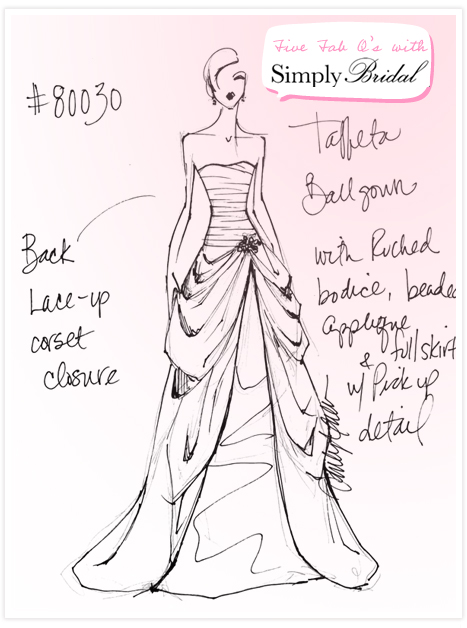 Five Fab Questions with Simply Bridal