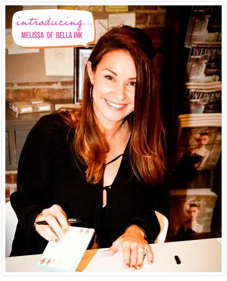Introducing Designer Melissa of Bella Ink Invitations