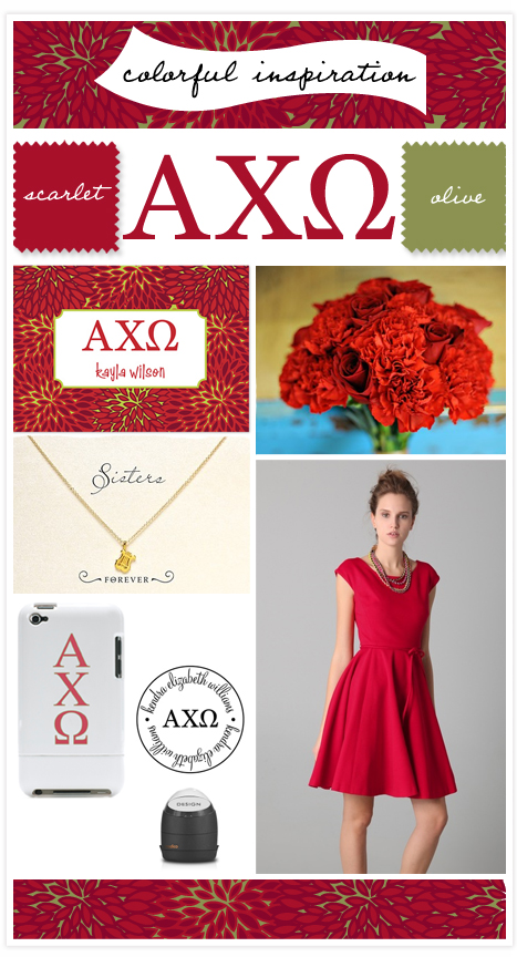 Colorful Inspiration -  AXO