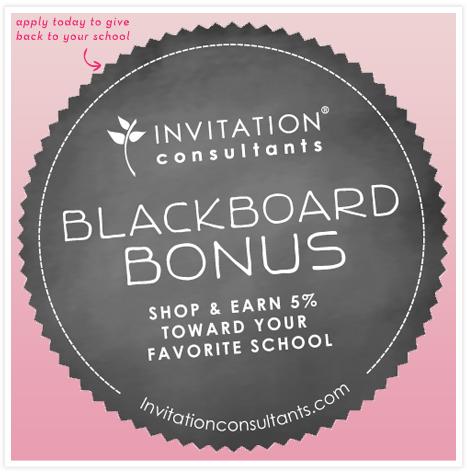 Blackboard Bonus