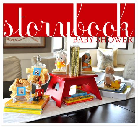 Book baby shower 1