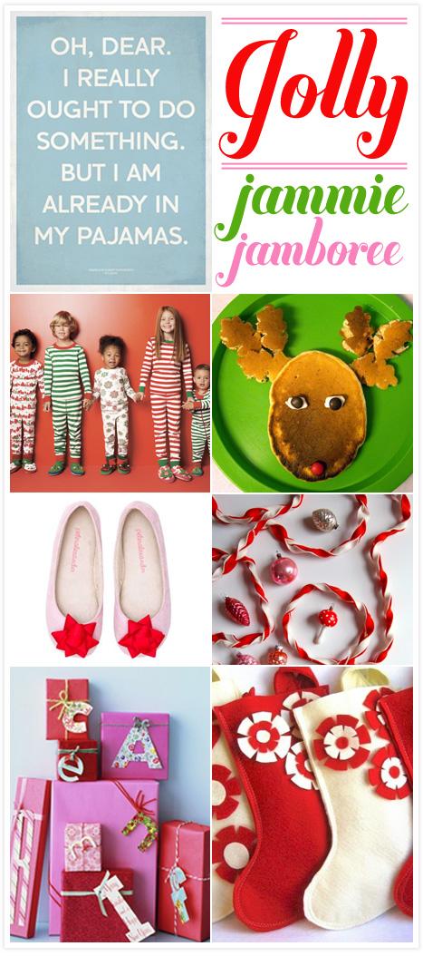 Host a christmas pajama party invitation consultants blog wedding