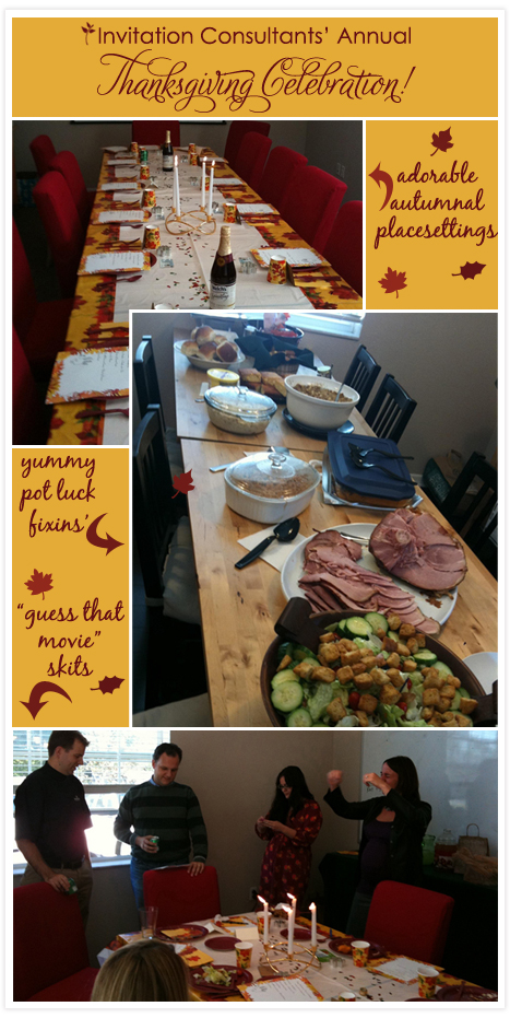 IC thanksgiving